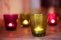 Wohlfühlen bei Kerzenschein